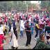Sambut HUT RI ke-74, PT Ajinomoto Gelar Jalan Sehat Berhadiah bersama  Warga Sekitar