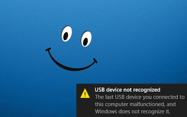 What To Do When Your Computer Does Not Recognize Your USB Device