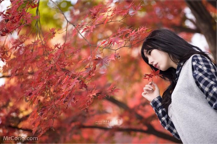 Người đẹp Song Ju Ah trong bộ ảnh thời trang tháng 11/2015 (74 ảnh)