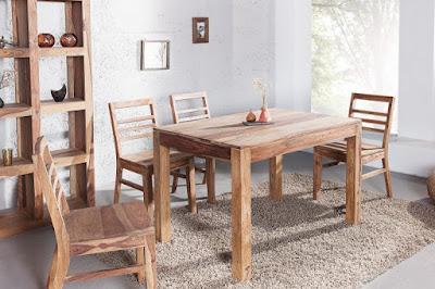 stoly do kuchyne z masivneho dreva.