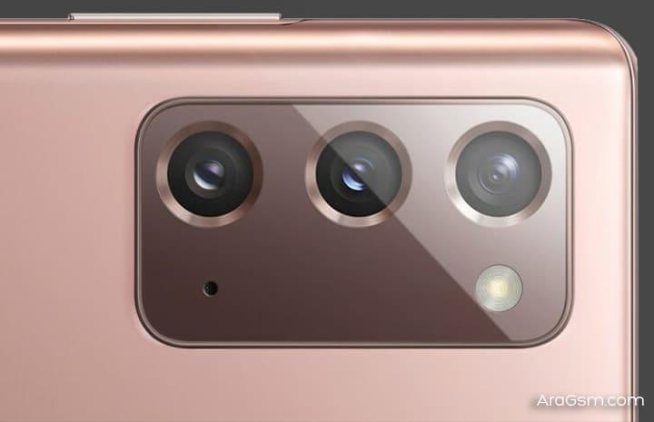 تسريب مواصفات الكاميرا في Galaxy Note 20 و Note 20 Ultra قبل الإطلاق الرسمي