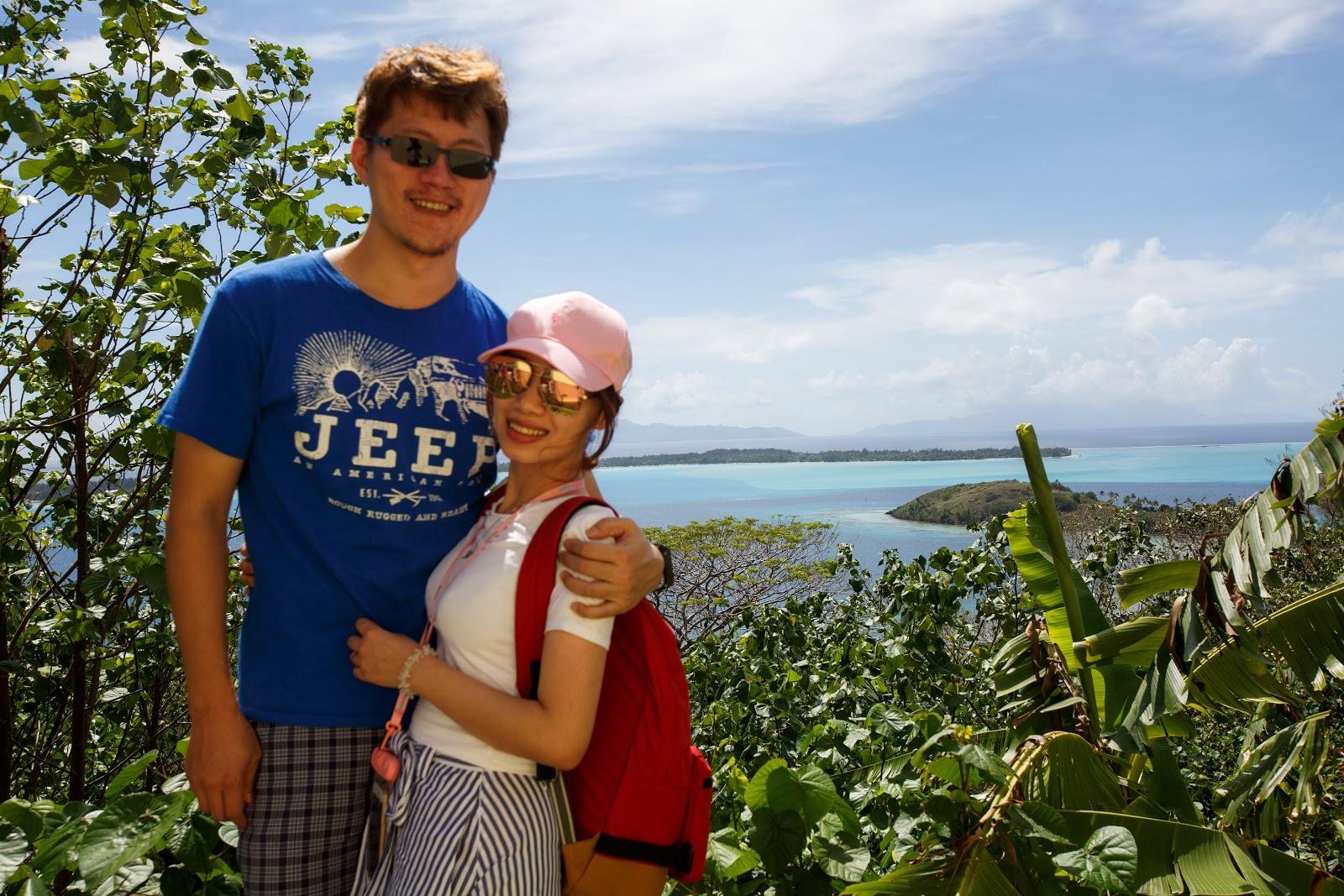 Bora Bora 觀景台