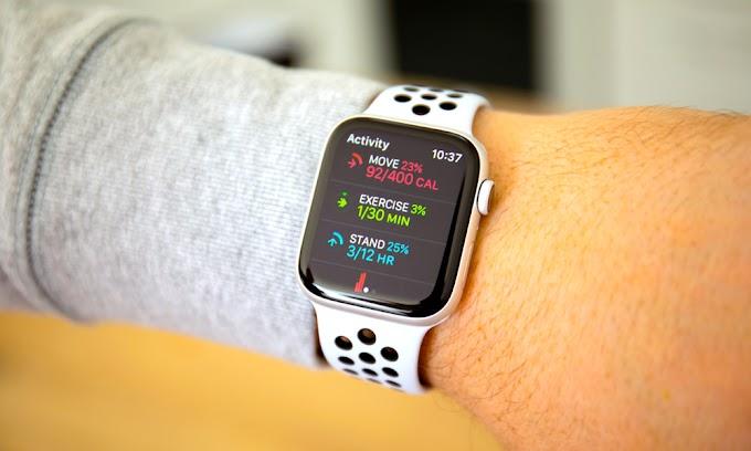 Sorteio de um Smartwatch Apple Watch Nike Series 5