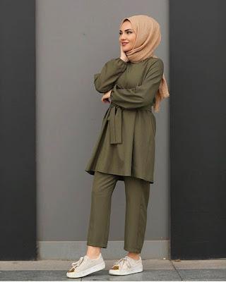 style hijab casual 2021