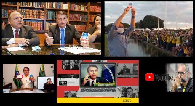 Youtube remove 2,9 milhões de vídeos em sua maioria de bolsonaristas