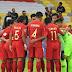 Timnas Indonesia U-16 Tertinggal 0-1 dari Vietnam di Babak Pertama