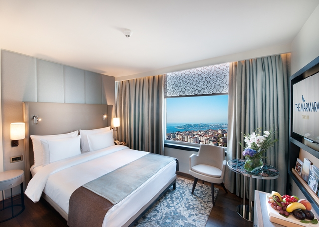 Marmara Hotel Taksim - blog mi boda - despedida de soltera