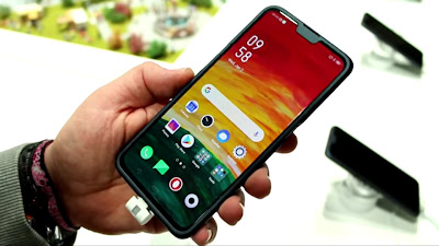 Oppo's 10x Lossless zoom smartphone