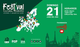 Artistas dominicanos dirán presente en el Primer Festival Cultural Europeo
