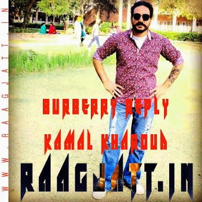 Burberry Reply by Kamal Kharoud lyrics