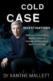 Cold Case Investigations by Dr Xanthe Mallett book cover