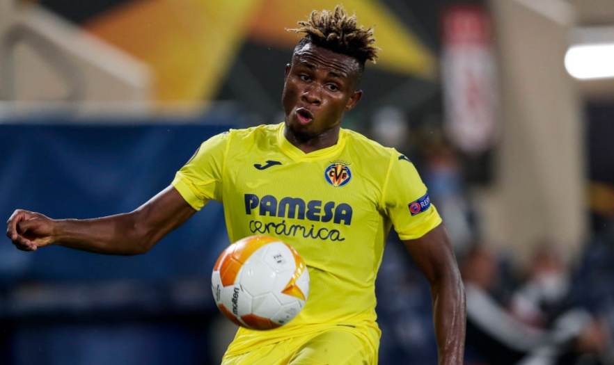 Unai Emery refuses to rule out an exit for Samuel Chukwueze.