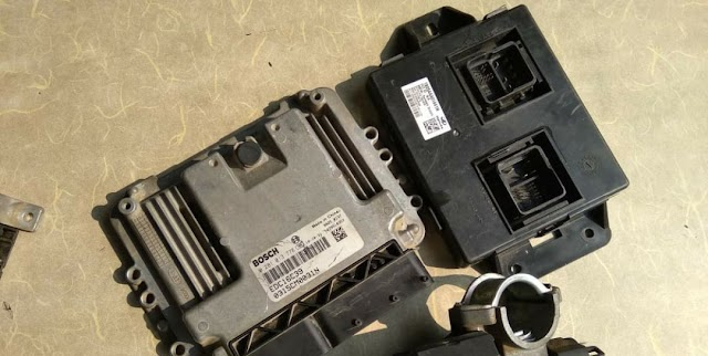 mahindra scorpio ecu price used