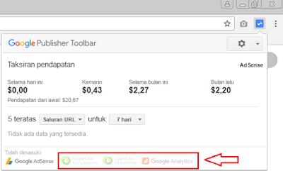 Cara Menggunakan Google Publisher Toolbar Untuk Adsense Cara Menggunakan Google Publisher Toolbar Untuk Adsense