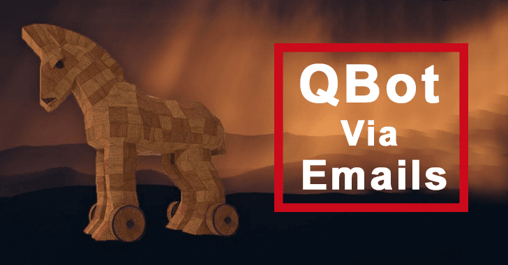 QBot Trojan Attacks