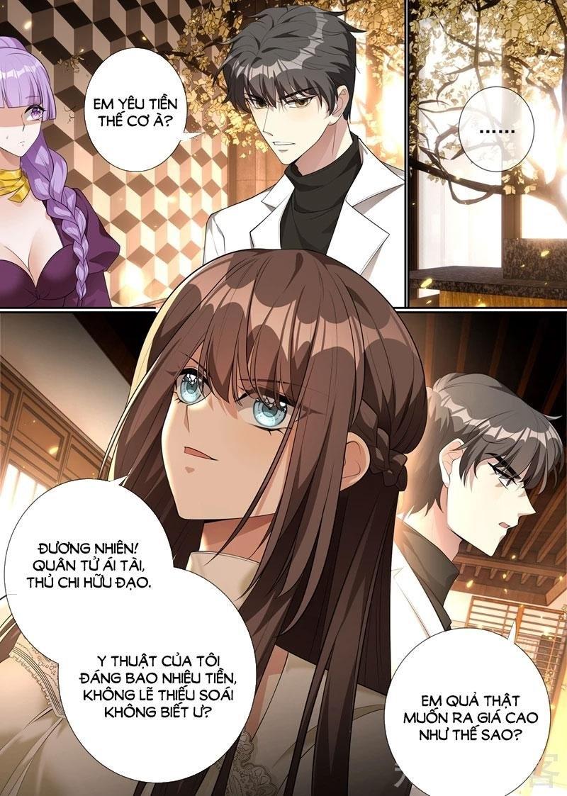 Thiếu Soái ! Vợ Ngài Lại Bỏ Trốn chap 289 - Trang 2