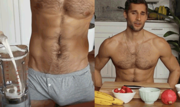 meet the world s sexiest chef franco noriega who cooks in