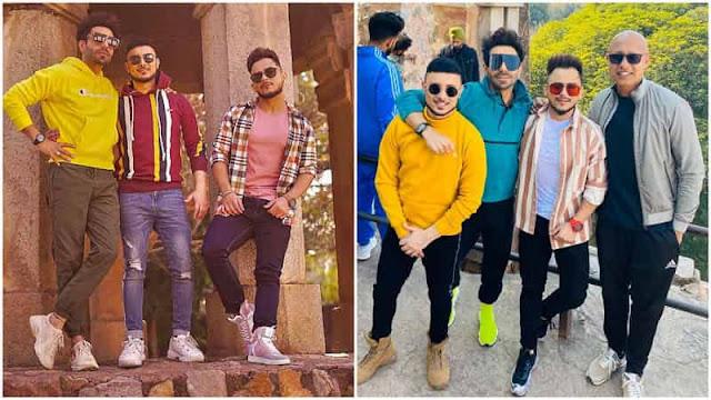 T-Series-will-launch-Aparshakti-Khurana-Millind-Gaba-and-King-Kazi-in-new-song-Teri-Yaari
