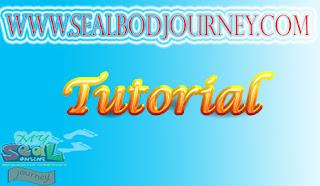 Menambah RPs Menggunakan Unipin Seal Online BoD