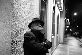 Martin Scorsese en el rodaje de El irlandés