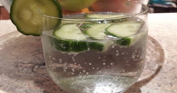 Drink Cucumber Water Every Day And You Will Lose Weight And Protect Your Organism From Many Health Conditions.