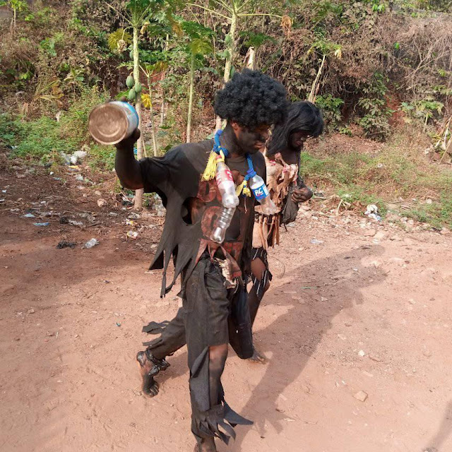 """Oko Poly students celebrate Rag day as they took it to a stage """"Madness"""" (Pictures)"""