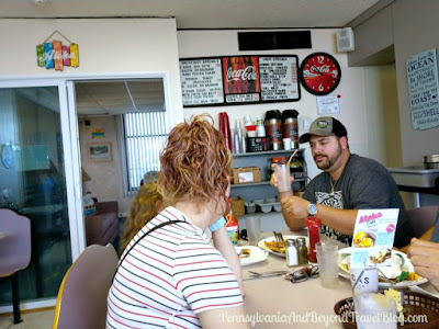 Aloha Coffee Shop and Beach Grill in North Wildwood, New Jersey