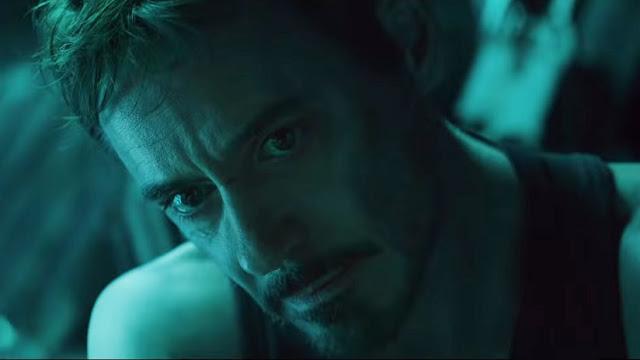 La secuencia final recoge un momento conmovedor que involucra a Iron Man.