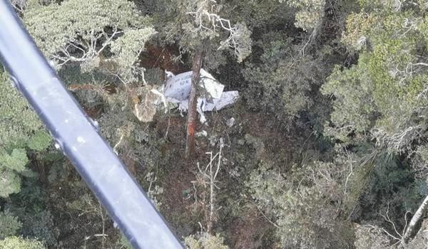 Begini Kondisi 3 Kru-Gambaran Medan Lokasi Jatuhnya Pesawat Rimbun Air