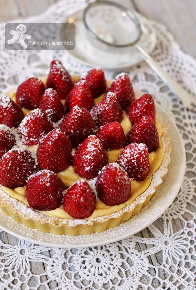 strawberry tart Gordon Ramsay