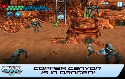 Max Steel mod apk latest version