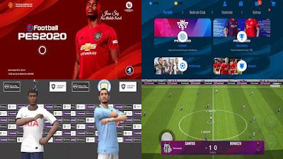 eFootball PES 2020 Mobile Patch Season 2019/2020