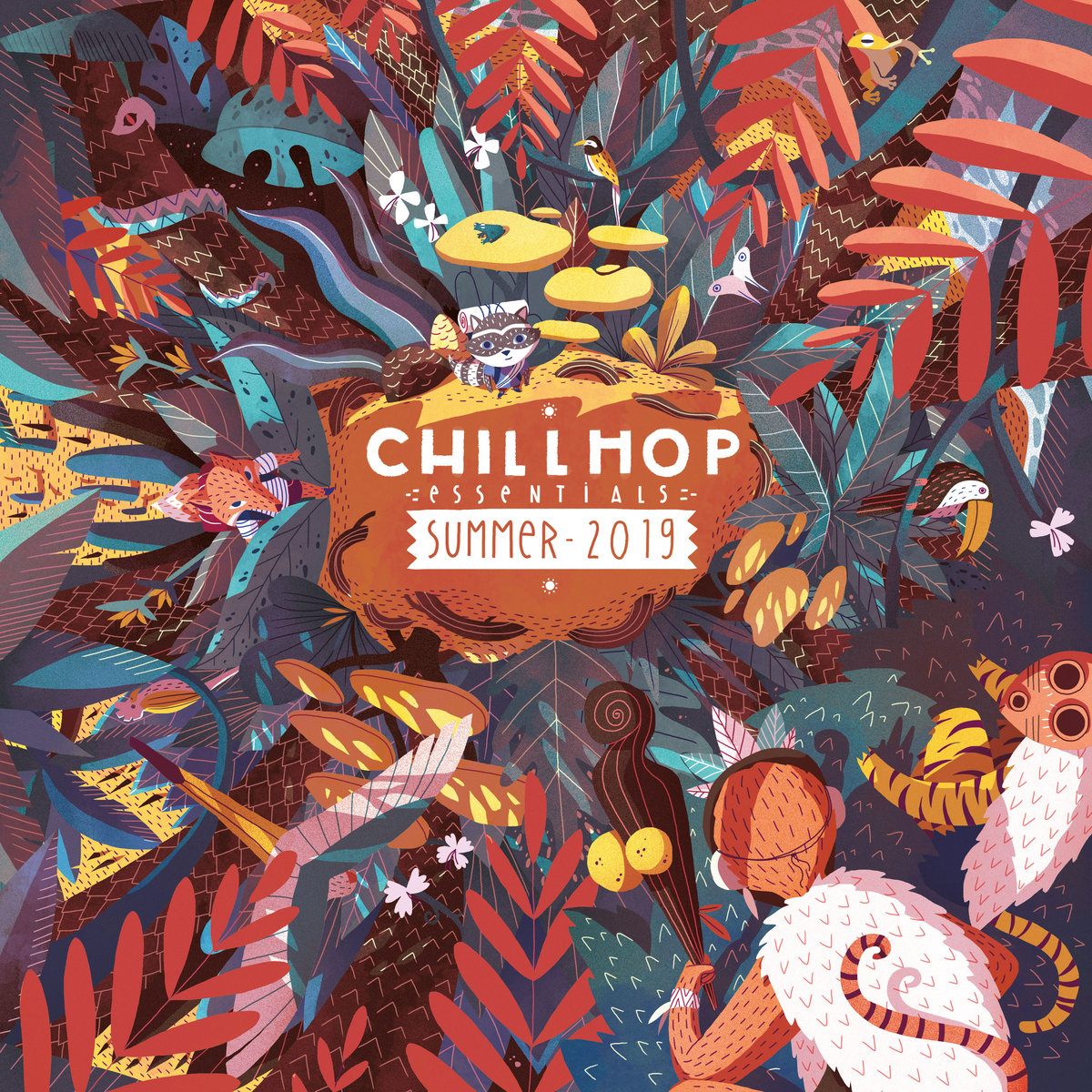 Chillhop Essentials Summer 2019 | Sommerliche Klänge im Full Album Stream