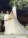 Đông Nhi Ông cao Thắng nghẹn ngào trong giờ phút thiêng liêng ở lễ cưới