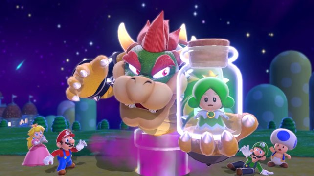 Complete solution to world 1 (all stars and stamps) | Super Mario 3D World + Bowser's Fury