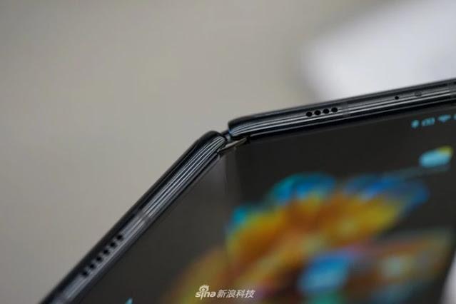 Speaker Xiaomi Mix Fold dari Harman Kardon
