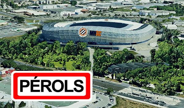 Stade MHSC à Pérols