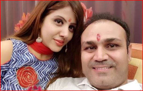 virendra sehwag wife