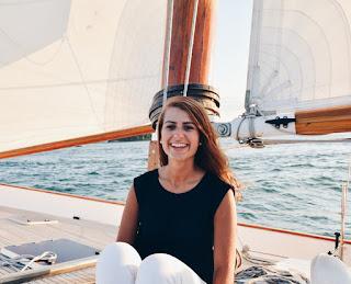 Angela Dauti (CAS '18)