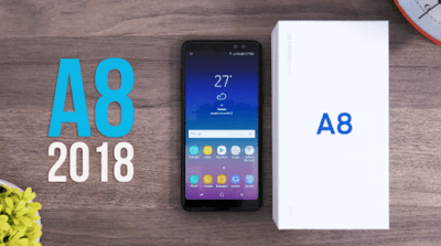 Spesifikasi Layar Samsung Galaxy A8 (2018)