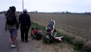 Resultado de imagen para ACCIDENTE de moto EN CAÑETE