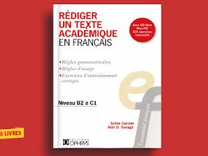 Télécharger : Rédiger un texte académique en français en pdf