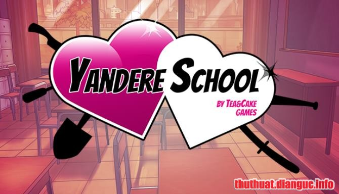 Download Game Yandere School Full Cr@ck