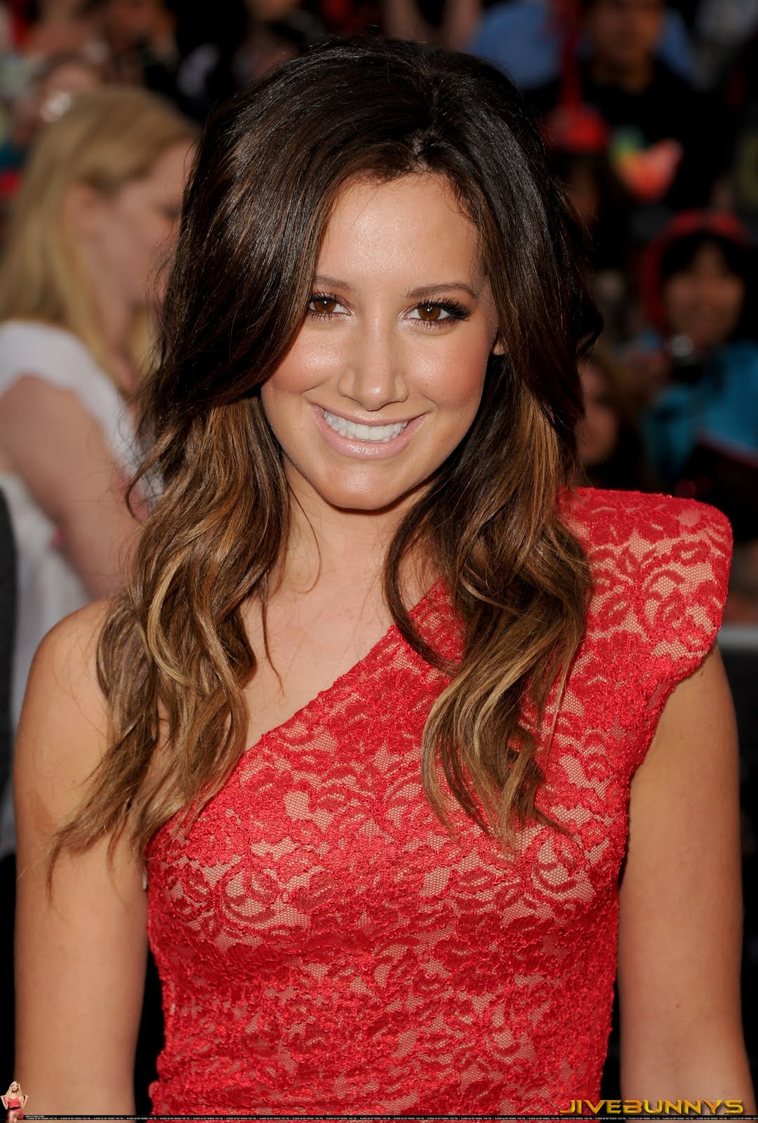 Ashley Tisdale special...
