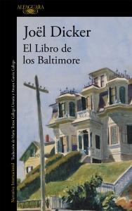 El Libro de los Baltimore - Portada