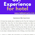 Ojt Experience for hotel ( word )