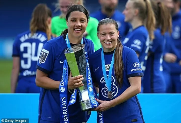 Chelsea and Man City dominate Women's PFA Player of the Year shortlist with Kirby and Kerr nominated
