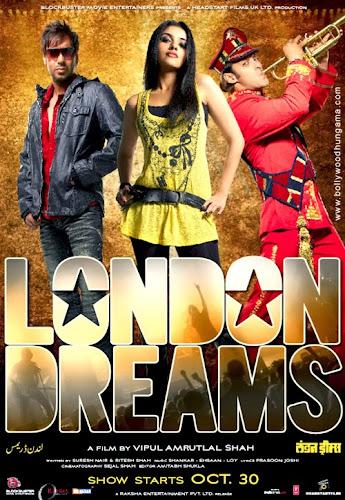 London Dreams (2009) Movie Poster