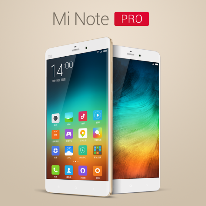 Xiaomi officially launches Mini Note Pro
