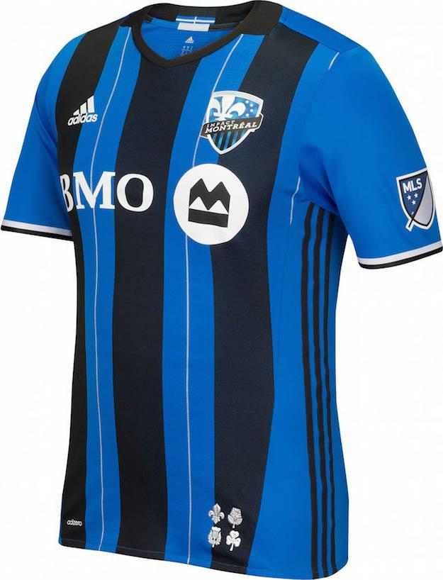 d99920c69b5a9 Adidas lança camisa titular do Montreal Impact para a MLS 2016 ...